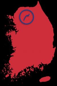 Bukhangang Bicycle Path Map
