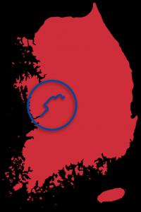 Geumgang Bicycle Map