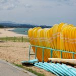 Gangneung ⟷ Sokcho Surf Boards and Beach