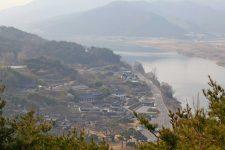 Nakdonggang-Bike-Path-Daegu-Namji-Dodong-Seowon-Confucian-Academy-Overview