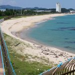 Sokcho ⟷ Daejin Bike Path Fence Bay