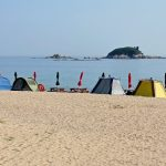 Sokcho ⟷ Daejin Island and Tents