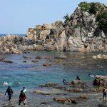Sokcho ⟷ Daejin Rocks Swimmers Ocean