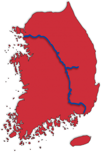 Cross-Country Route Bicycle Map