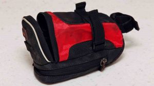 A picture of a saddle bag.