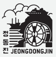 Jeongdongjin certification center checkpoint stamp for Korea's Bicycle Certification system.