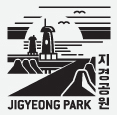 Jigyeong Park certification center checkpoint stamp for Korea's Bicycle Certification system.