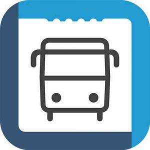 Kobus Express Bus Booking app logo.