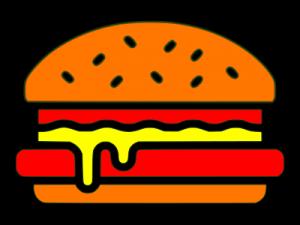 Western Food Icon