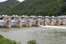 Nakdonggang Bike Path - Andong Sangju - Andong Weir
