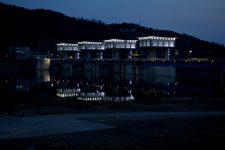 Nakdonggang Bike Path - Sangju Gumi - Nakdong-bo Night