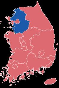 Gyeonggi Province Map
