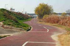 Ocheon Bike Path - Jeungpyeong Sejong - Cheongju Park Bike Path