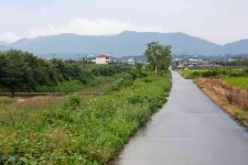 Ocheon Bike Path - Yeonpung Jeungpyeong - Bike Path Leading to Sari Township