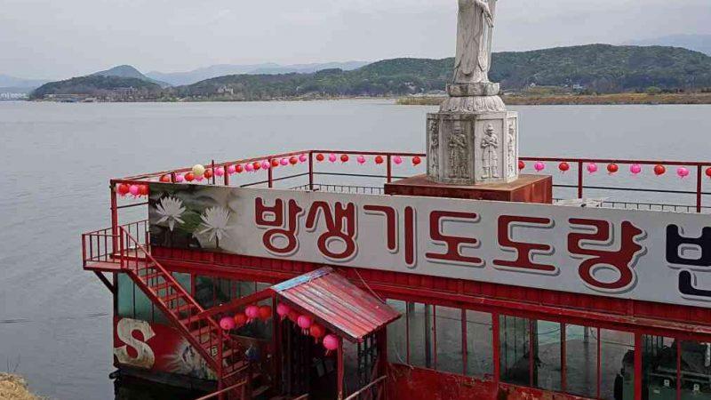 Chuncheon ⟷ Hanam Buddha Statue River 2