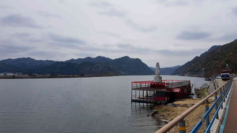 Chuncheon ⟷ Hanam Buddha Statue River