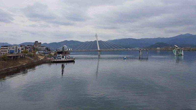 Chuncheon ⟷ Hanam Chuncheon Lake