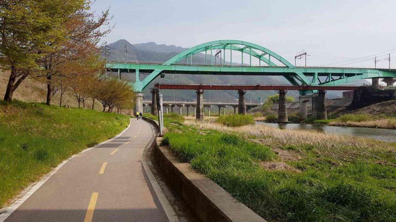 Chuncheon ⟷ Hanam Green Bridge Path Riders