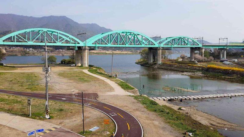 Chuncheon ⟷ Hanam Path River Bridge