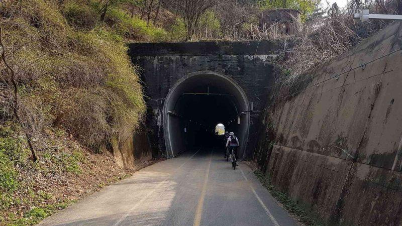 Chuncheon ⟷ Hanam Path Tunnel