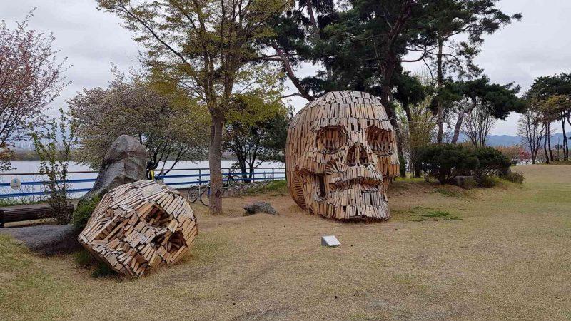 Chuncheon ⟷ Hanam Skulls Animation Museum River