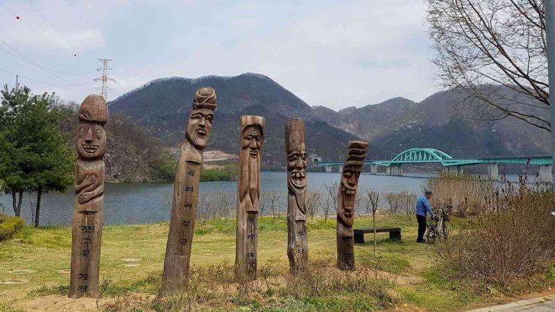 Chuncheon ⟷ Hanam Totems River Rider