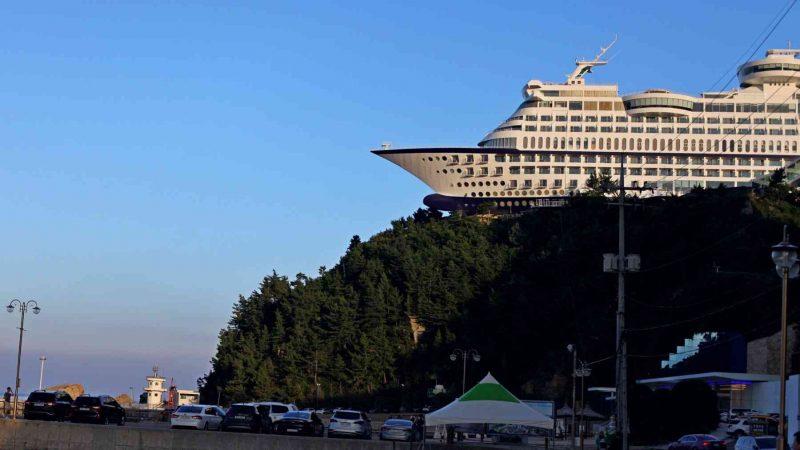 Donghae ⟷ Gangneung Ship Hotel 3