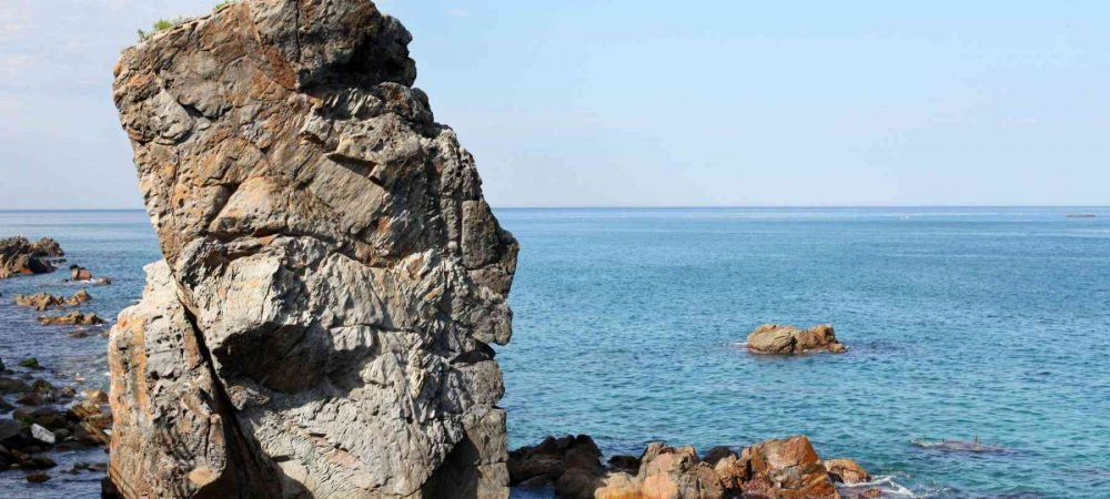 Donghae ⟷ Gangneung Tall Rock and Sea