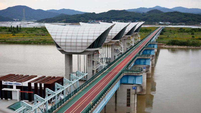 Geumgang Bike Path - Daejeon Buyeo - Baekje-bo