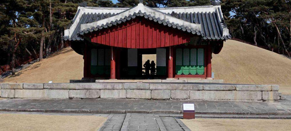 Hangang Bike Path - Hanam Yeoju - King Sejong's Tomb Entry House