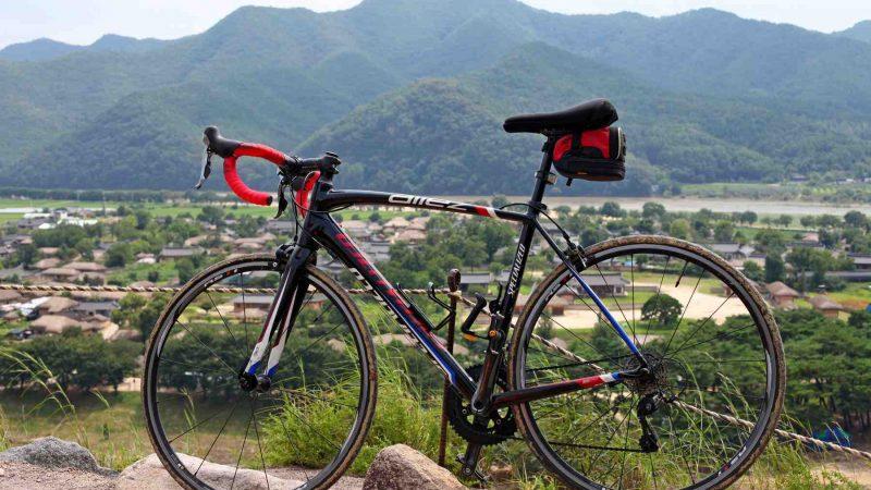 Nakdonggang Bike Path - Andong Sangju - Bike and Andong Hahoe Folk Village