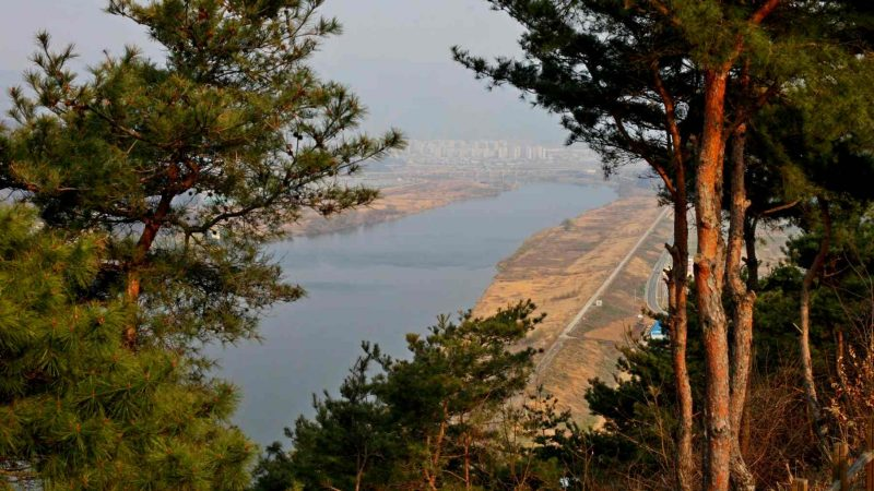 Nakdonggang-Bike-Path-Daegu-Namji-Bike-Path-Overview