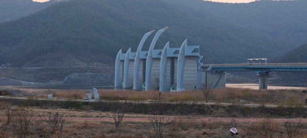 Nakdonggang Bike Path - Daegu Namji - Dalseong-bo After Sundown