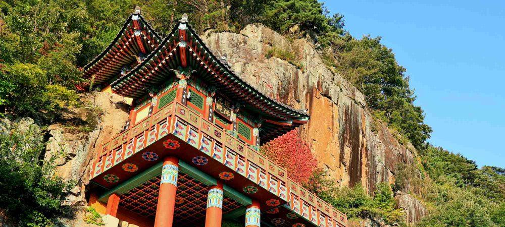 Seomjingang Bike Path - Gokseong Gwangyang - Saseongam Hermitage Temple