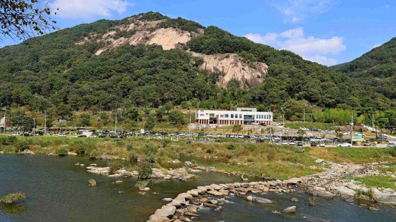 Seomjingang Bike Path - Imsil Gokseong - Yonggwol Mountain