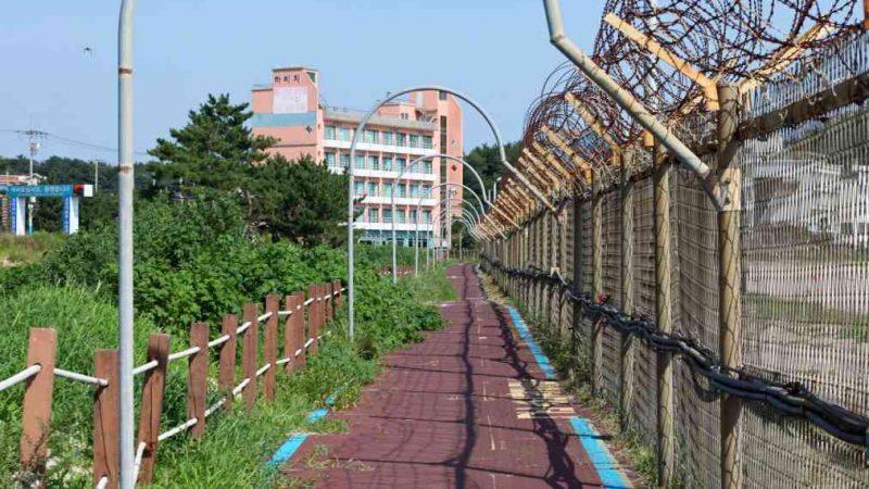 Sokcho ⟷ Daejin Barb Wire Path