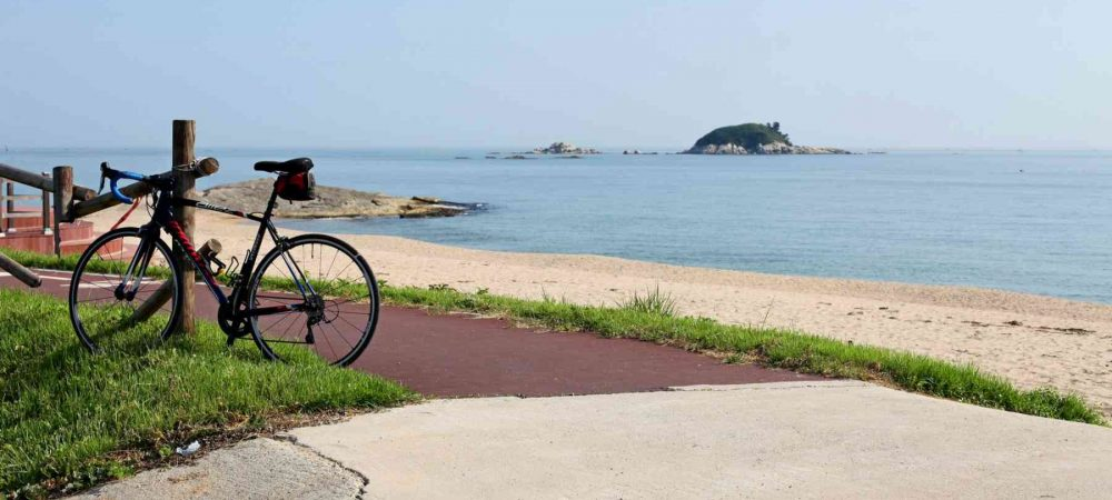 Sokcho ⟷ Daejin Bike and Small Island