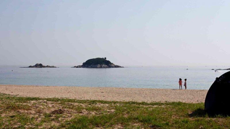 Sokcho ⟷ Daejin Girls Beach Island