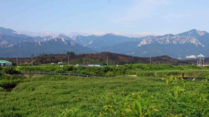 Sokcho ⟷ Daejin Mountain Clouds 2