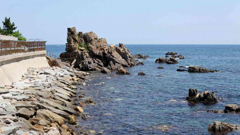 Sokcho ⟷ Daejin Rocks and Ocean