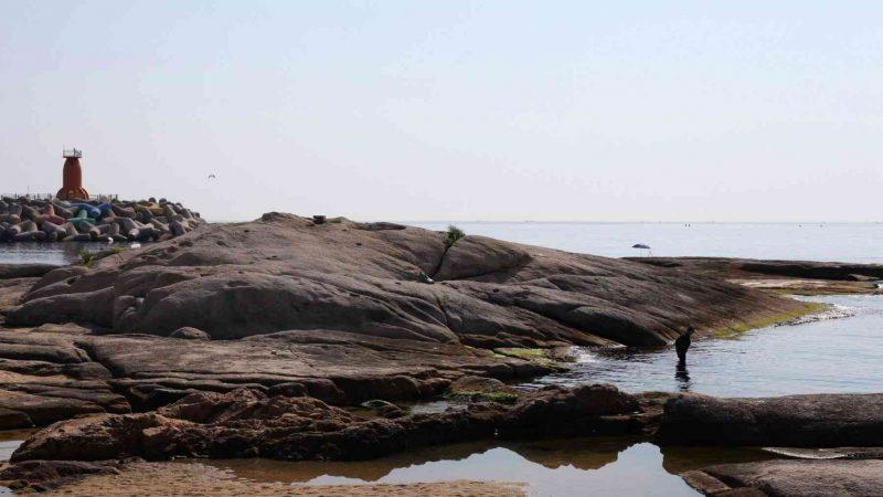 Sokcho ⟷ Daejin Smooth Rocks and Ocean