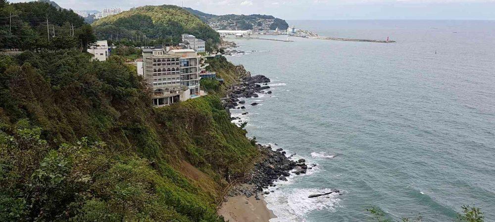 Uljin ⟷ Donghae Coast Small Beach 2
