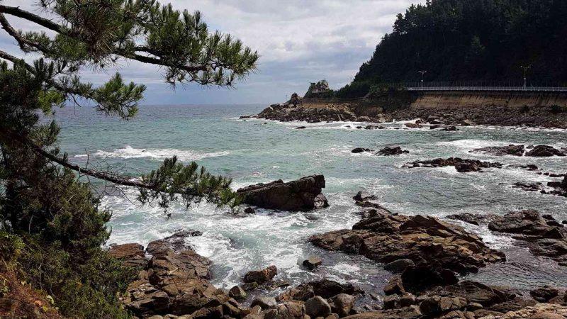 Uljin ⟷ Donghae Coast and Rocks