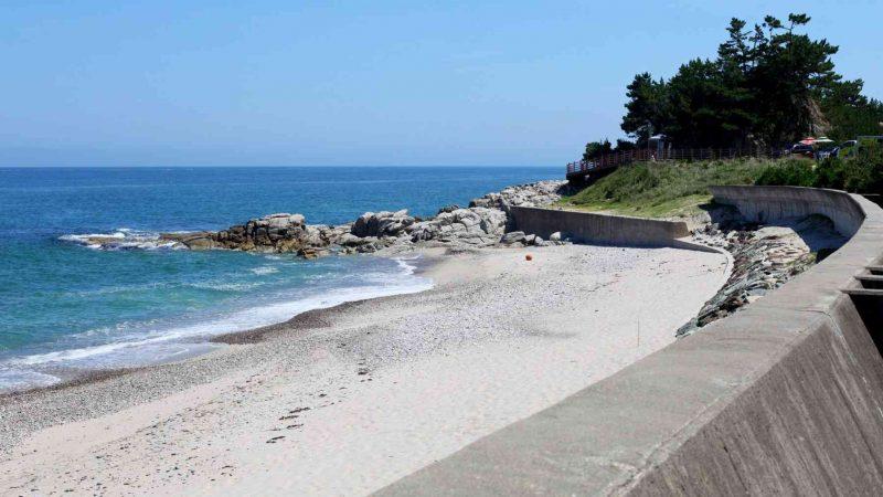 Yeongdeok ⟷ Uljin Coast and Small Park