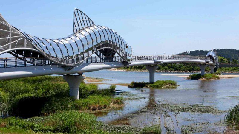 Yeongdeok ⟷ Uljin Fish Bridge 2