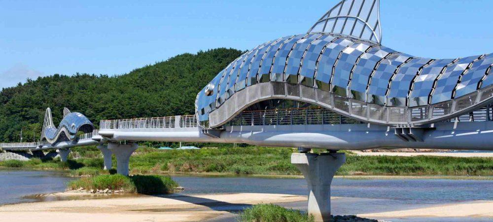 Yeongdeok ⟷ Uljin Fish Bridge 5