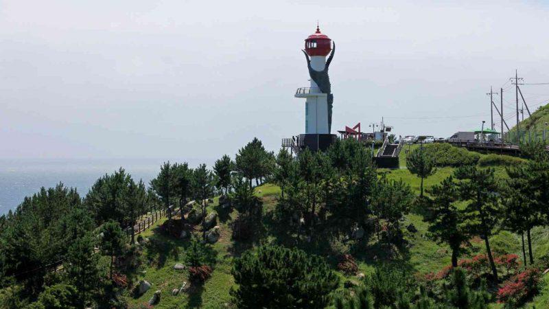 Yeongdeok ⟷ Uljin Lighthouse and Hill