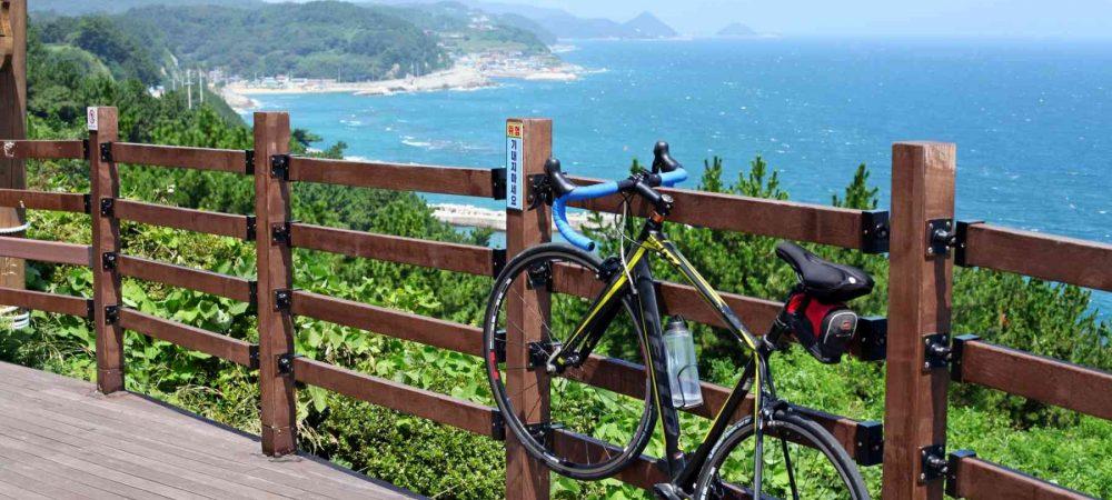 Yeongdeok ⟷ Uljin Overview Bike