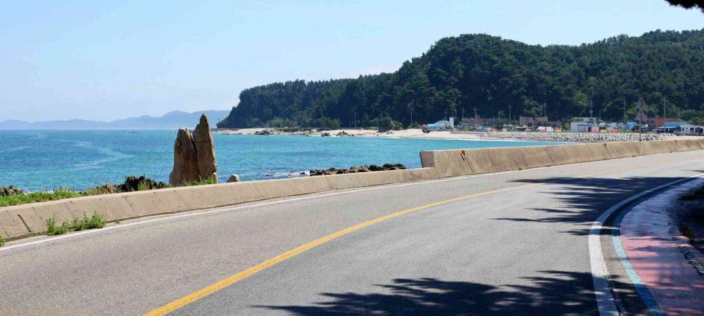Yeongdeok ⟷ Uljin Road and Seaside