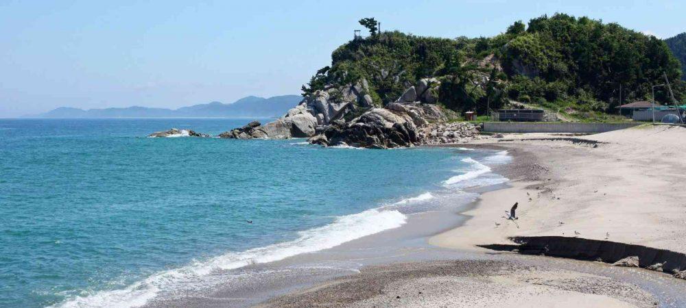 Yeongdeok ⟷ Uljin Seaside Park and Bird 2